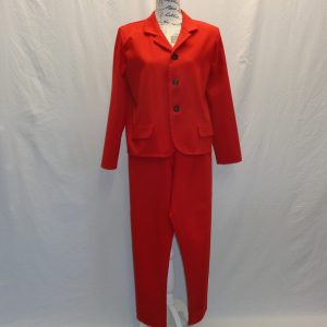 kids red suit