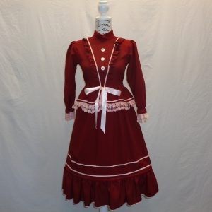 Kids Victorian Mary Poppins style dress
