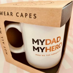 My Dad My Hero Mug Fathers Day