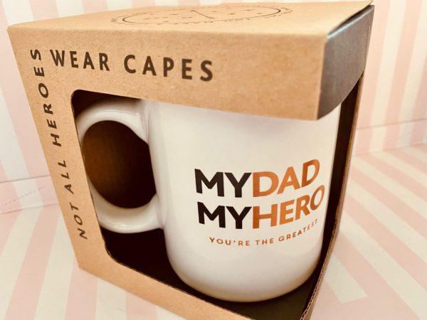 My Dad My Hero Mug Fathers Day