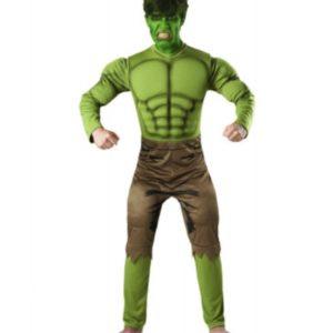 Marvel Hulk deluxe padded costume