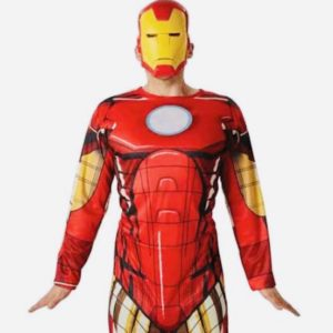 Marvel classic iron man costume Alsager
