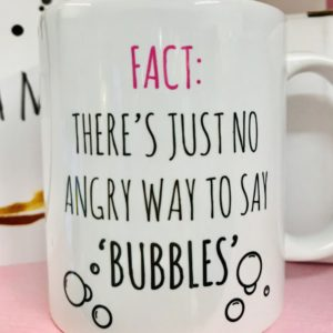 Mug Bubbles Prosecco For Her