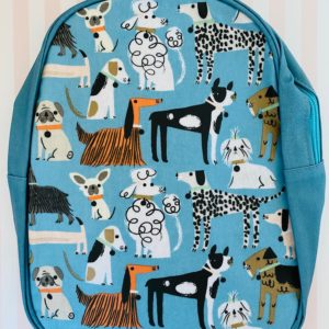 Dogs backpack Gisela Graham kids gifts