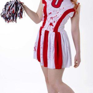 Bloody Cheerleader Teen Size