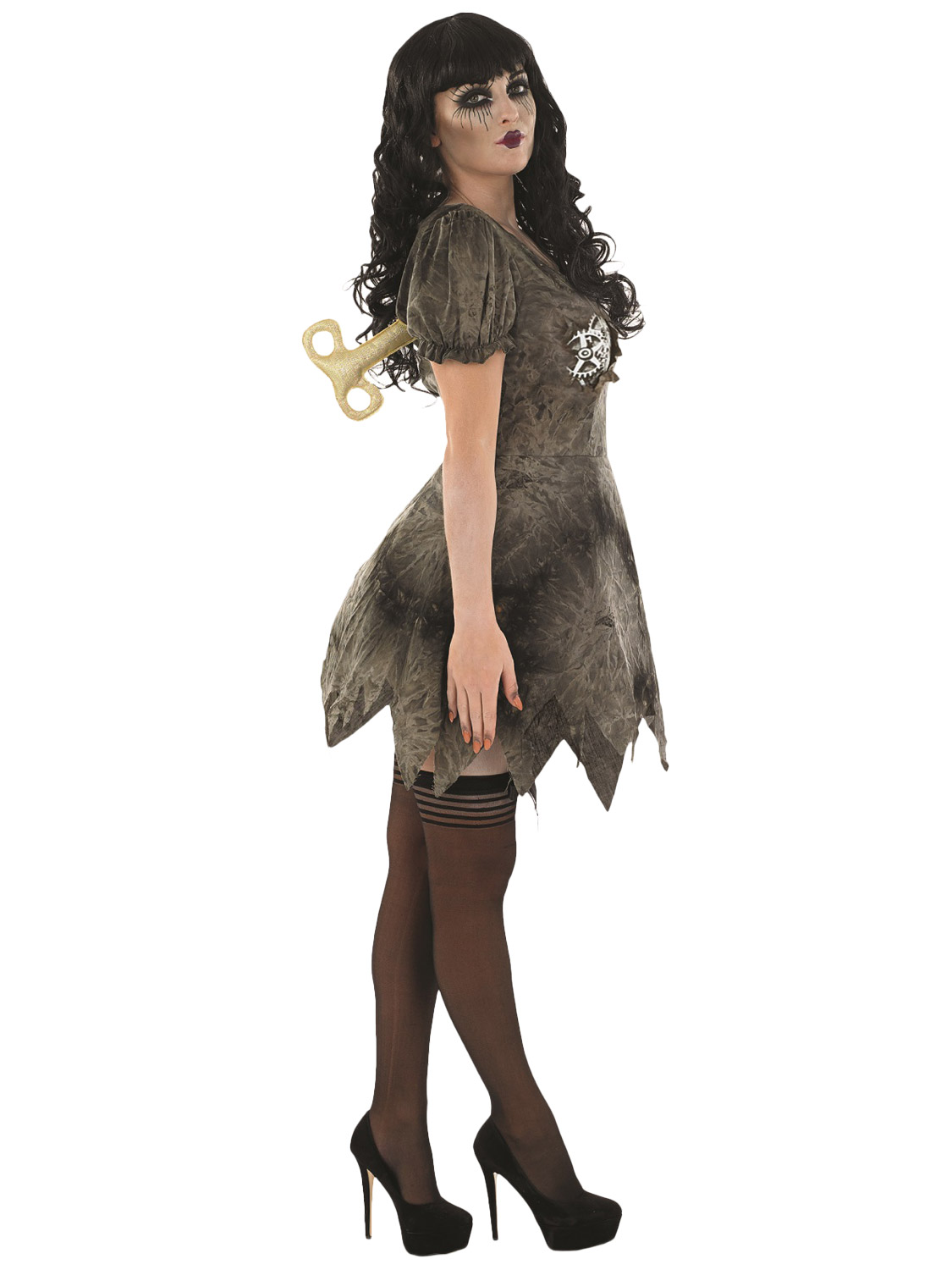 Wind-Up & Deadly Doll Costume