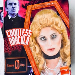 Countess Dracula Wig