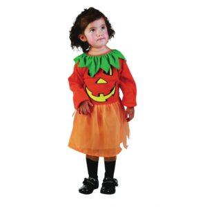 Toddler Pumpkin Girl